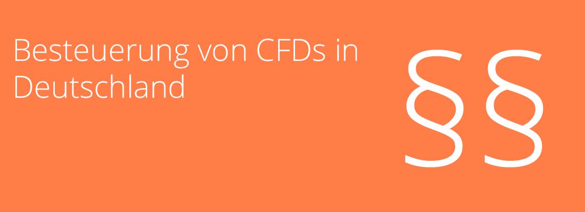 Besteuerung von CFDs