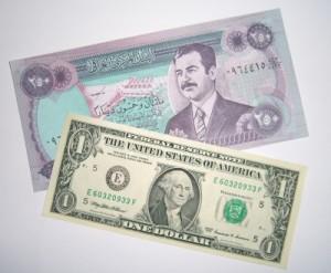 Die Umrechnung zum Dollar entscheidet über den Erfolg