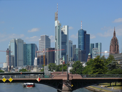 Kuveyt Türk Bank - die erste islam-konforme Bank in Deutschland 1